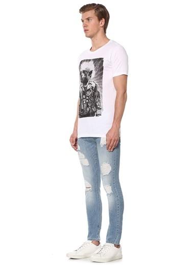 Shine Original Jean Pantolon Mavi
